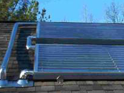 Solar Consultants - CPC-2000 collectors